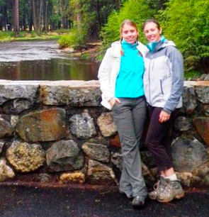 Us in Yosemite National Park!